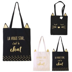 TOTE BAG CHAT